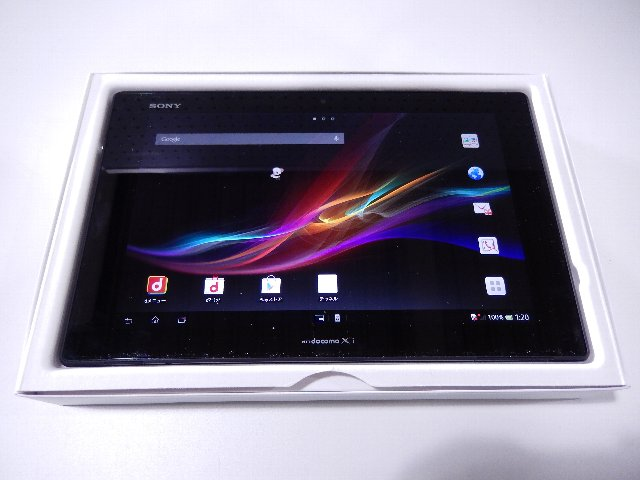 Xperia タブレット SO-03E 買取 画像