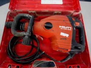 HILTI ヒルティ ハツリ機 TE 700-AVR 電動工具 買取 画像