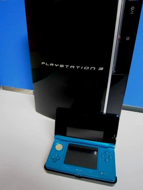 中古ゲーム機買取 PS3 3DS