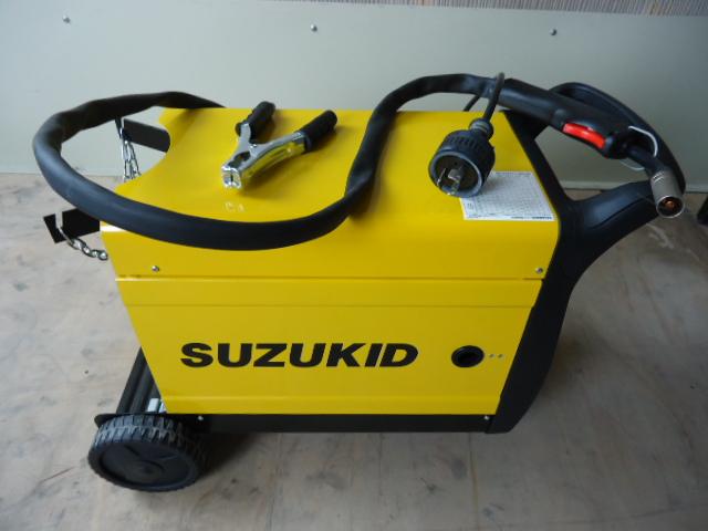 SUZUKID 半自動溶接機 アーキュリー160 工具買取 岡山 リサイクル買館