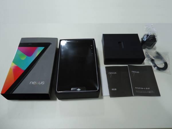 ASUS Nexus7 16GB ME3701 タブレット スマホ 買取 岡山 リサイクル買館
