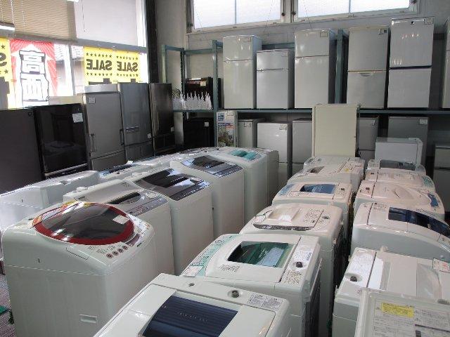 岡山 リサイクル買館 家具 家電 出張買取