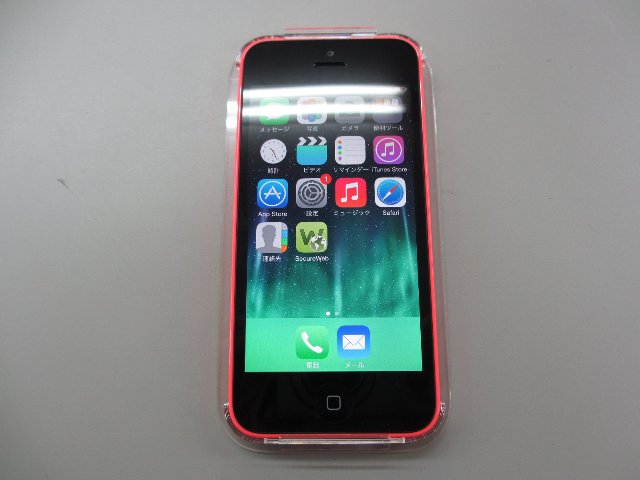iphone5 C 16GB ME545J/A A1456 スマホ買取 岡山 リサイクル買館
