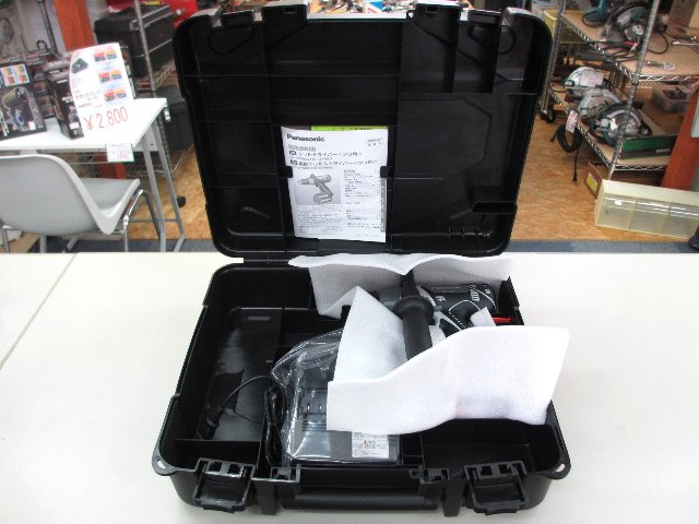 パナソニック 充電振動ドリル&ドライバー EZ7960LZ1S-B 買取 岡山リサイクル買館