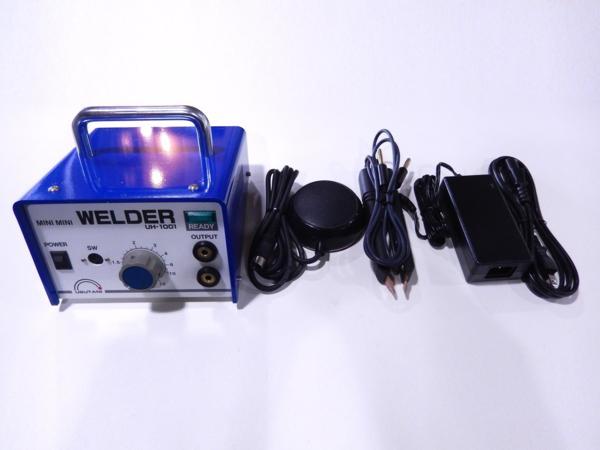 臼谷 スポット溶接機 MINIMINI WELDER UH-1001 工具買取 岡山 リサイクル買館