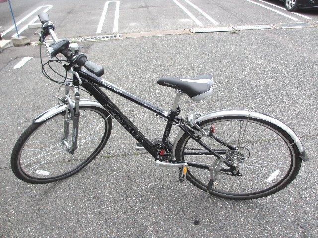 クロスバイク 自転車 買取 岡山 リサイクル買館
