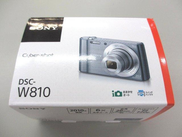ソニー デジタルカメラ サイバーショット DSC-W810 買取 岡山 リサイクル買館
