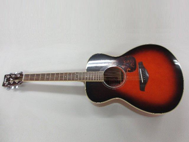 ヤマハ アコースティテック ギター FS720S 楽器買取 岡山 リサイクル 買館