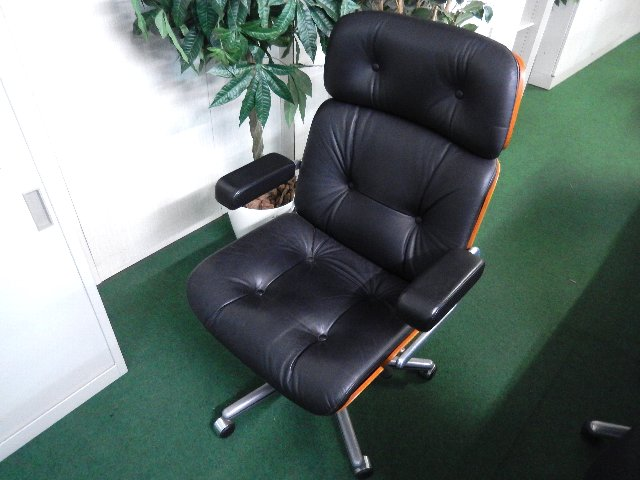 giroflex 82パサール オフィスチェア デザイナーズ家具 買取 岡山 リサイクル 買館