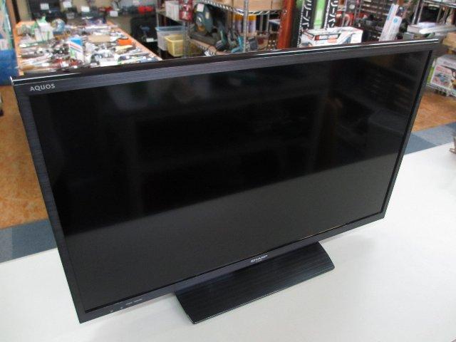 シャープ 32V型ハイビジョン液晶TV LC-32H20 家電買取 岡山 リサイクル 買館