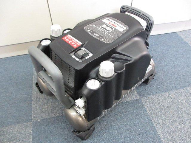 日立工機 エアコンプレッサ EC1433H 工具買取 岡山 リサイクル 買館