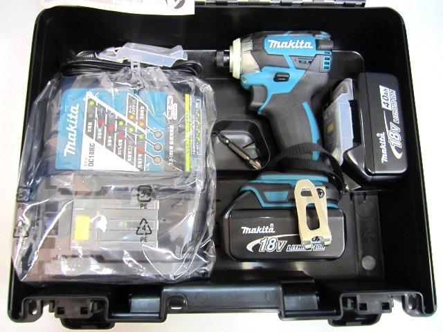 makita 18Vインパクト TD148DRMX 工具買取 岡山 リサイクル 買館
