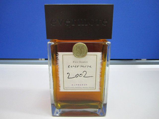 KIRIN EVERMORE 2002 お酒 ウイスキー、ブランデー 買取 岡山 リサイクル 買館