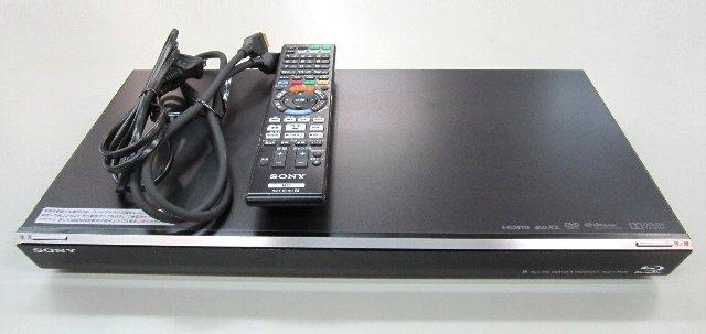 ソニー  ブルーレイレコーダー BDZ-EW500 家電買取 岡山 リサイクル 買館