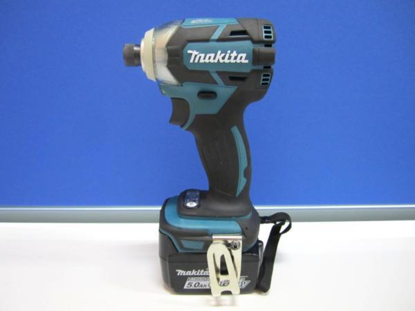 makita 充電式インパクトドライバ TD137D 電動工具買取 岡山 リサイクル 買館