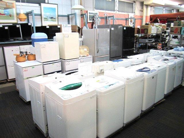TV・冷蔵庫・洗濯機・家電・家具 買取 販売 岡山 リサイクル 買館