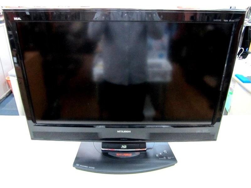 三菱32型 HDD&BD内蔵 液晶TV LCD-32BHR300 家電買取 岡山 リサイクル 買館