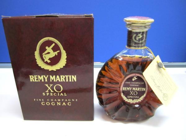REMY MARTIN XO SPECIAL 古酒  ウイスキー ブランデー買取 岡山 リサイクル 買館