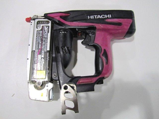 日立 コードレスピン釘打機 NP14DSL 電動工具買取 岡山 リサイクル 買館