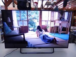 SONY テレビ KJ-49X8500C 家電 買取 岡山 リサイクル 買館