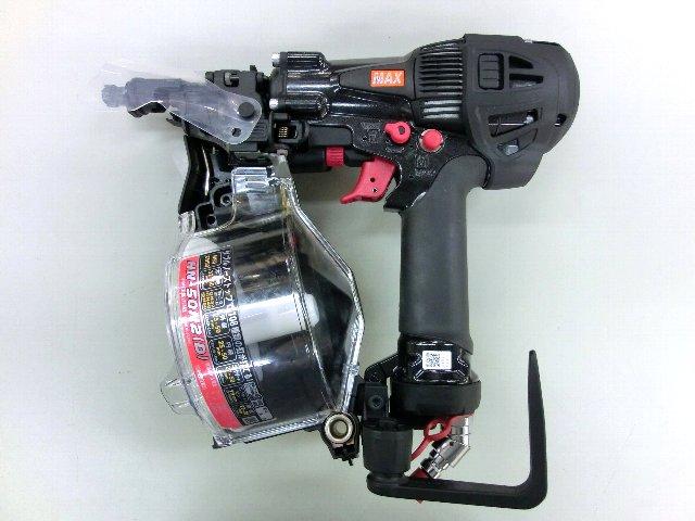 マックス  高圧釘打機 HN-50N2(D)  エア工具 買取 岡山 リサイクル 買館