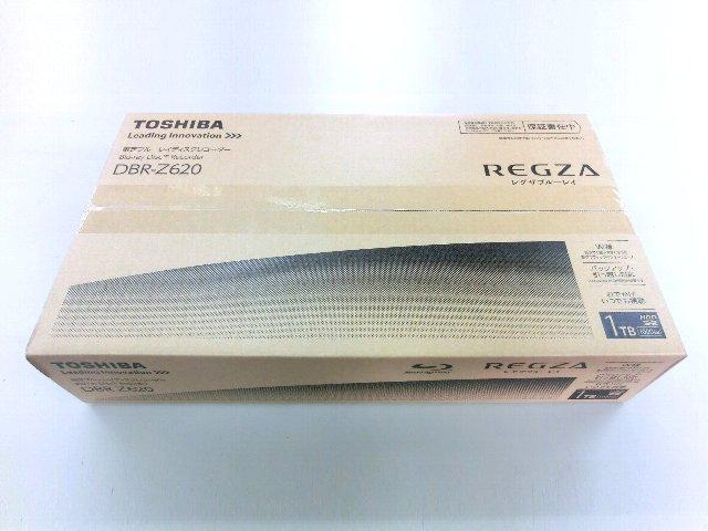 TOSHIBA REGZA ブルーレイディスクレコーダー DBR-Z620 家電買取 岡山 リサイクル 買館