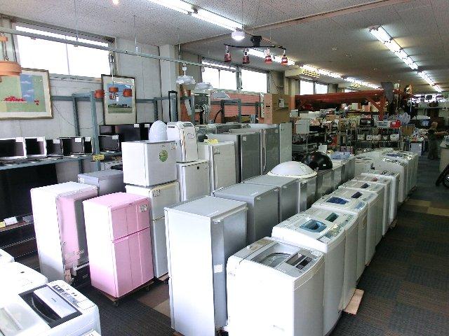 冷蔵庫・洗濯機 家電・家具 買取 販売 岡山 リサイクル 買館