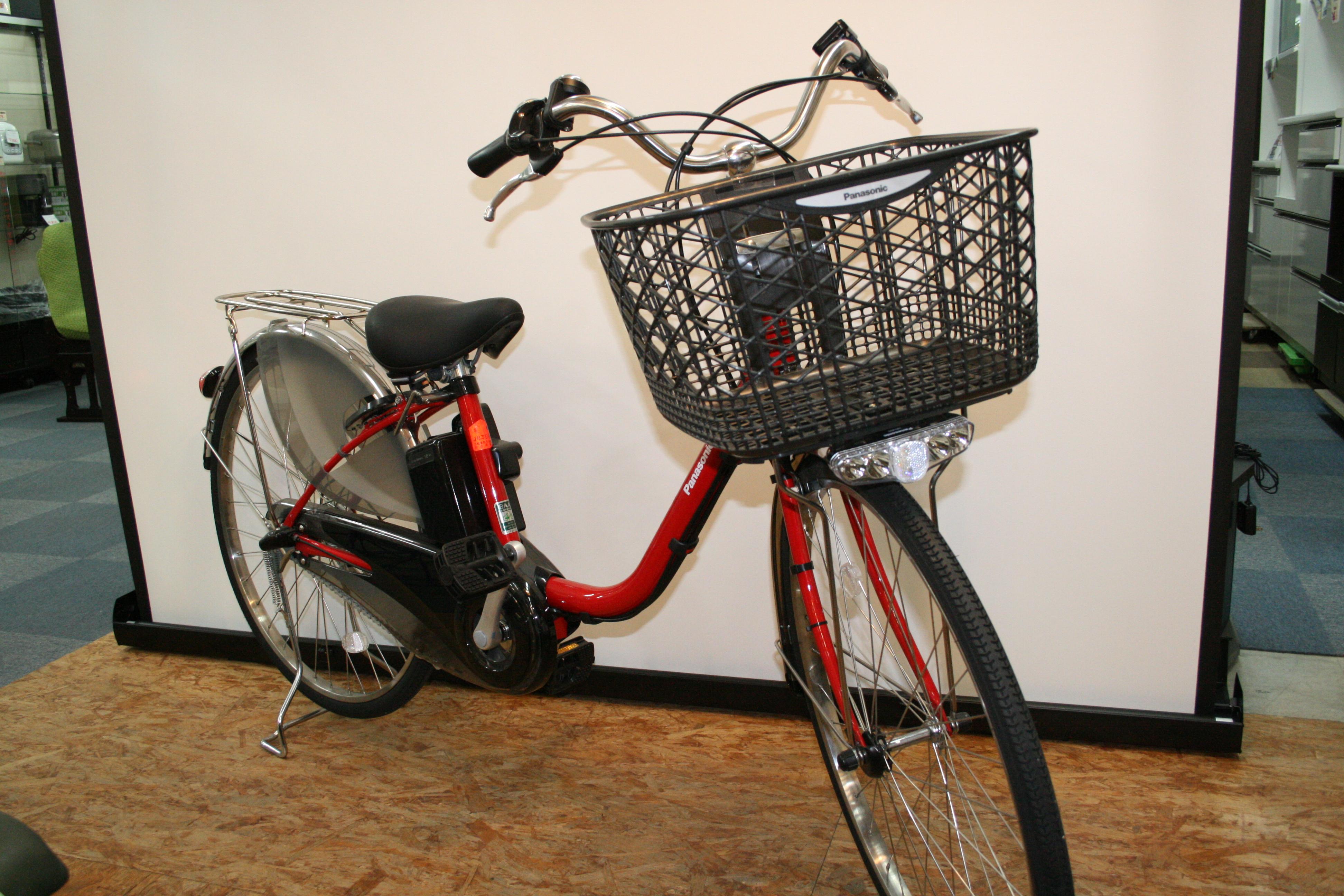 パナソニック 電動アシスト自転車 BE-ELD633