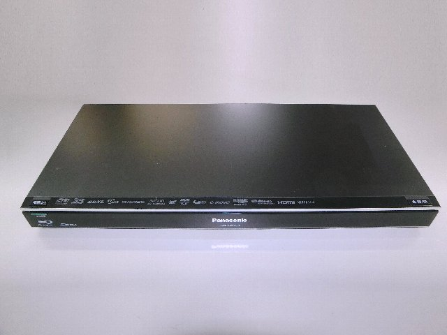 Panasonic ブルーレイレコーダー DMR-BWT520 買取 画像
