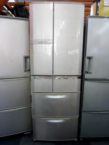 6ドア冷蔵庫 ドラム式洗濯機 家電出張買取 画像
