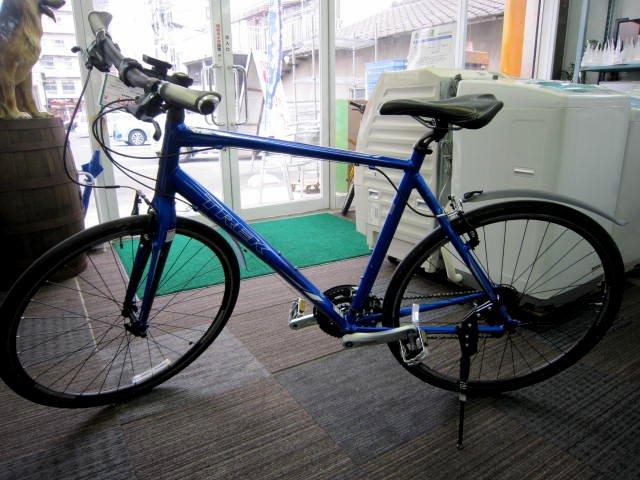 自転車の買取実績 TREKクロスバイク