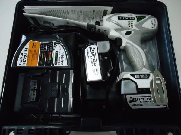 日立工機 14.4V 電子パルスドライバ WM 14DBL 工具買取 リサイクル買館