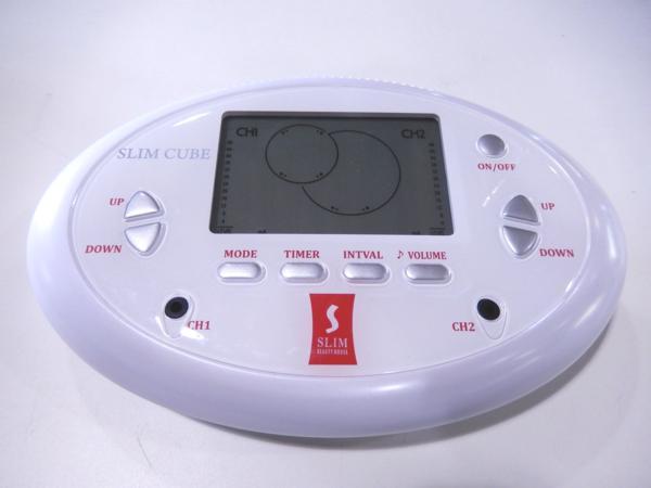 家庭用EMS機器 SLIM CUBE スリムキューブ 家電買取 岡山 リサイクル買館