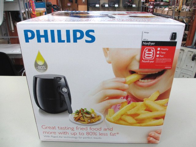 PHILIPS フィリップス ノンフライヤー HD9220 家電買取 岡山 リサイクル買館