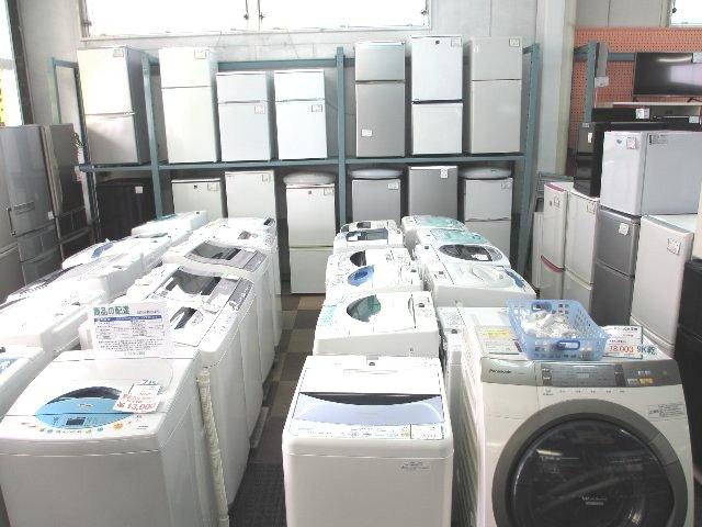 岡山 リサイクル買館 家具 家電 買取 販売 新生活応援