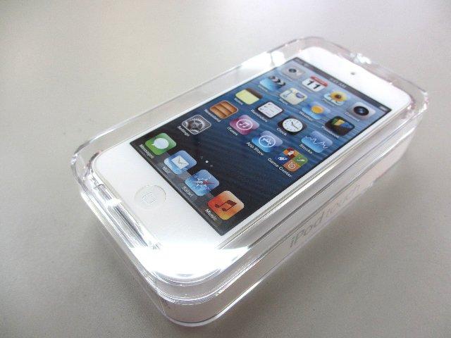iPod touch 64GB MD721J/A ホワイト 家電 オーディオ 買取 岡山 リサイクル買館