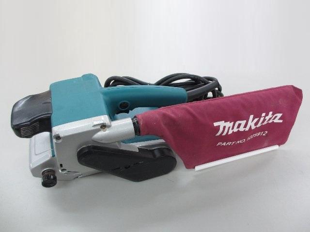 マキタ makita ベルトサンダ 9903 工具買取 岡山 リサイクル買館