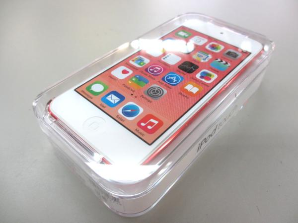 iPod touch 64GB MC904J/A ピンク オーディオ機器買取 岡山 リサイクル買館