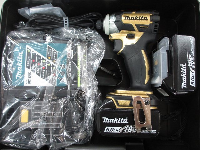 Maikita マキタ創業100周年限定モデル TD148DSP1 工具買取 岡山 リサイクル買館