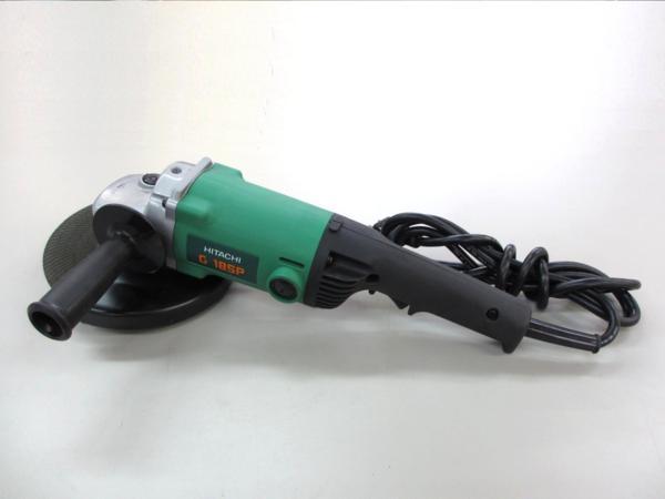 日立 180mm 電気ディスクグラインダー G 18SP 工具買取 岡山 リサイクル 買館