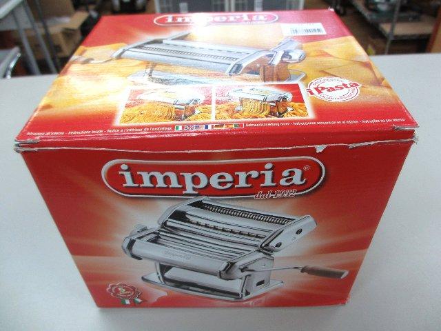 imperia パスタマシン SP150 厨房機器 買取 岡山 リサイクル 買館