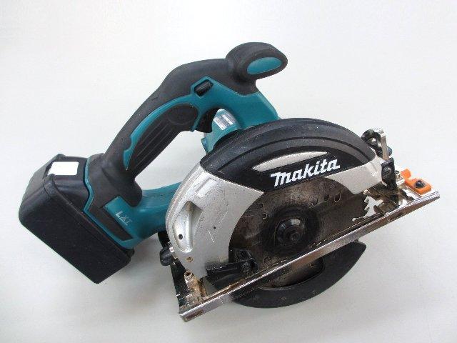 マキタ 充電式マルノコ HS630D 電動工具買取 岡山 リサイクル 買館