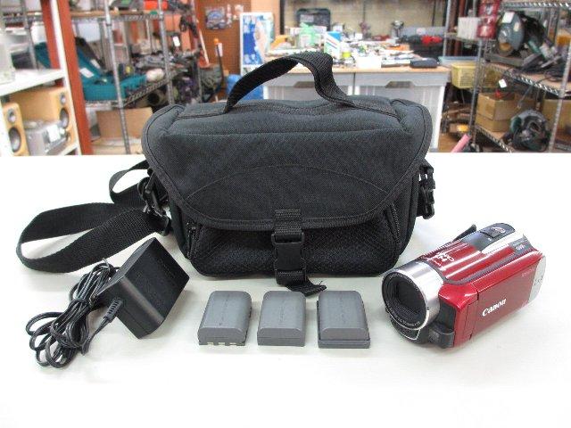 キヤノン HDビデオカメラ iVIS HF R10 家電 買取 岡山 リサイクル 買館