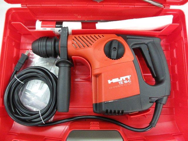 ヒルティ コンビハンマードリル TE16-C 工具 買取 岡山 リサイクル 買館