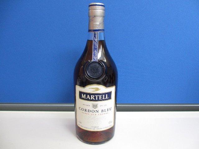 MARTELL CORDON BLEU 酒 ブランデー 買取 岡山 リサイクル買館