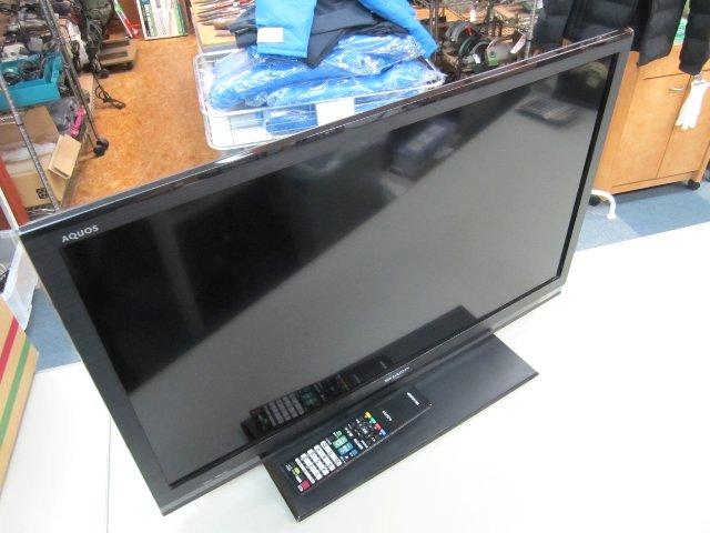 シャープ 32型テレビ LC-32H9 家電買取 岡山 リサイクル 買館