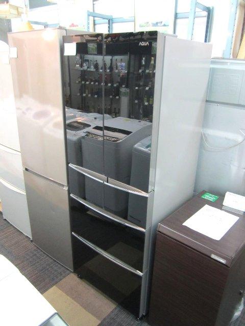 AQUA 400L 冷蔵庫 AQR-FG40C 家電買取 岡山 リサイクル 買館
