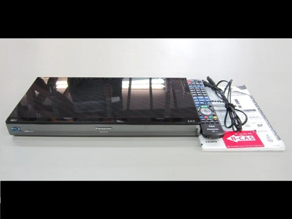 パナソニック ブルーレイレコーダー DMR-BZT810 家電買取 岡山 リサイクル 買館