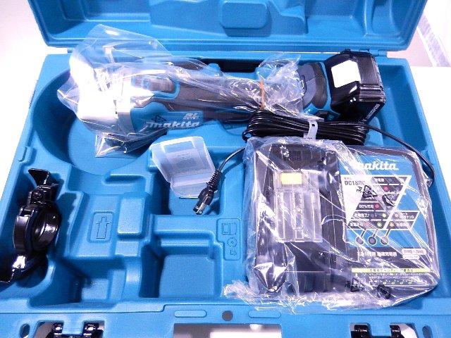 makita 充電式ディスクグラインダー GA404DRT 電動買取 岡山 リサイクル 買館