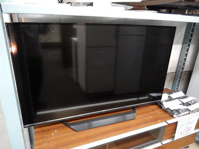 LG 55型 4K テレビ 家電買取 岡山 リサイクル 買館
